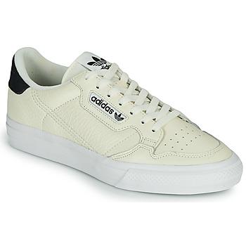 Skor Sneakers adidas Originals CONTINENTAL VULC Beige