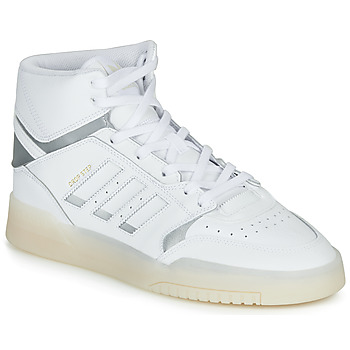 Skor Herr Höga sneakers adidas Originals DROP STEP Vit