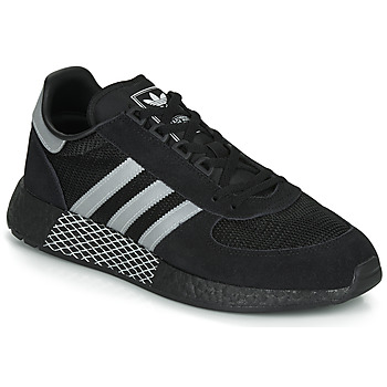 Skor Sneakers adidas Originals MARATHON TECH Svart / Vit