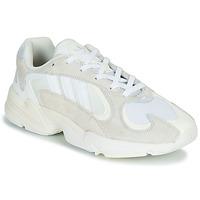 Skor Herr Sneakers adidas Originals YUNG 1 Vit