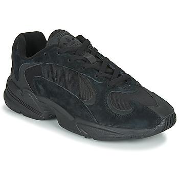 Skor Herr Sneakers adidas Originals YUNG 1 Svart