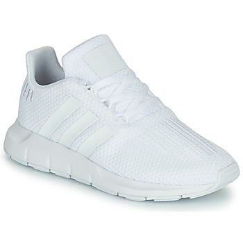 Skor Pojkar Sneakers adidas Originals SWIFT RUN C Vit