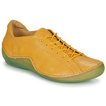 Skor Dam Sneakers Think KAPSL Gul / Grön