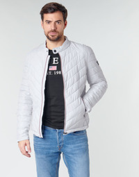 textil Herr Täckjackor Guess SUPER FITTED JKT TRAVEL Vit