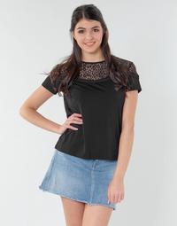 textil Dam Blusar Guess ALICIA TOP Svart