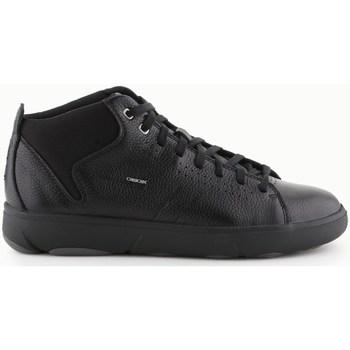 Skor Herr Höga sneakers Geox U Nebula Y B Svarta