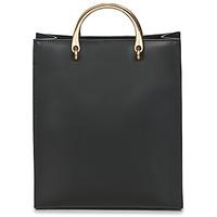 Väskor Dam Handväskor med kort rem Hexagona  Svart