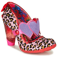 Skor Dam Pumps Irregular Choice LOCKHART Röd