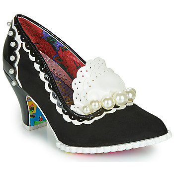 Skor Dam Pumps Irregular Choice SEASIDE PADDLE Svart