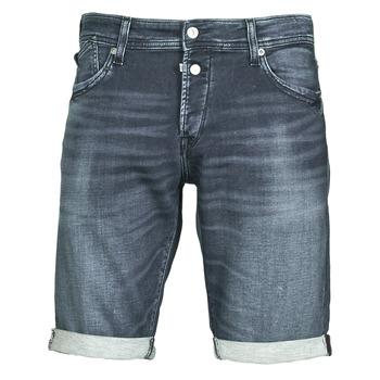 textil Herr Shorts / Bermudas Le Temps des Cerises JOGG Blå / Mörk