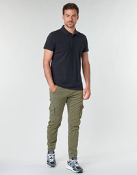 textil Herr Cargobyxor Le Temps des Cerises ALBAN Kaki
