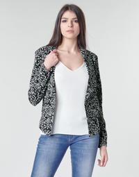 textil Dam Jackor & Kavajer Le Temps des Cerises OPAL Svart