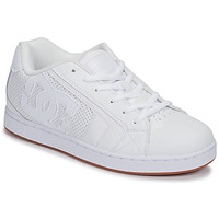 Skor Herr Sneakers DC Shoes NET Vit