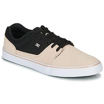 Skor Herr Sneakers DC Shoes TONIK Beige / Svart