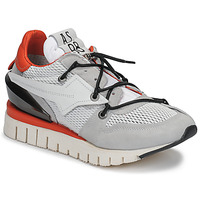 Skor Dam Sneakers Airstep / A.S.98 DENASTAR Vit / Röd