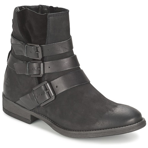 Skor Dam Boots Bullboxer AXIMO Svart