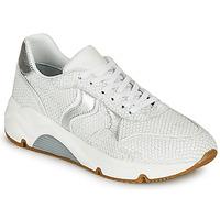 Skor Dam Sneakers Sweet Lemon ANOUK Silver