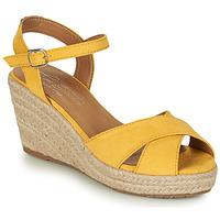 Skor Dam Sandaler Tom Tailor 8090105 Gul