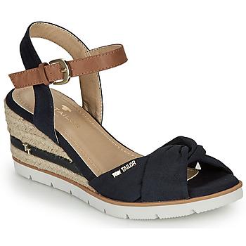Skor Dam Sandaler Tom Tailor 8090403 Marin