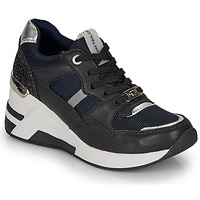 Skor Dam Sneakers Tom Tailor 8091512 Marin / Svart