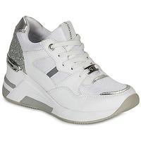 Skor Dam Sneakers Tom Tailor  Vit / Silver