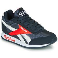 Skor Pojkar Sneakers Reebok Classic REEBOK ROYAL CLJOG Marin / Röd