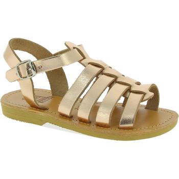 Skor Flickor Sandaler Attica Sandals PERSEPHONE CALF GOLD-PINK oro