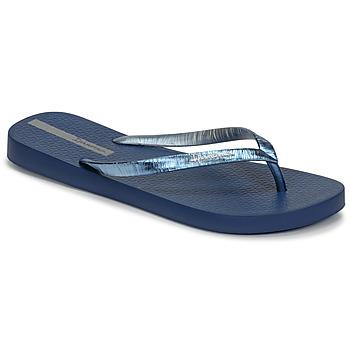 Skor Dam Flip-flops Ipanema GLAM II Blå