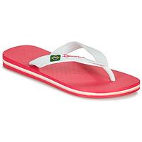 Skor Flickor Flip-flops Ipanema CLAS BRASIL II Rosa / Vit