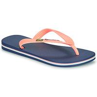 Skor Flickor Flip-flops Ipanema CLAS BRASIL II Blå / Orange
