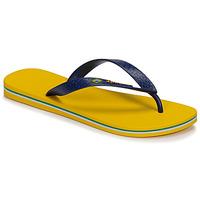 Skor Herr Flip-flops Ipanema CLAS BRASIL II Gul / Blå