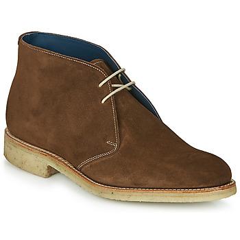 Skor Herr Boots Barker CONNER Brun