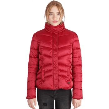 textil Dam Täckjackor Kaporal PICRO Röd