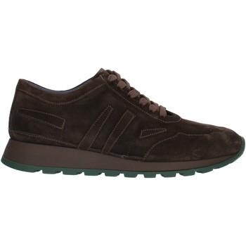 Skor Herr Sneakers Cristiano Gualtieri 403 Brown