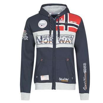 textil Herr Sweatshirts Geographical Norway FLYER Marin
