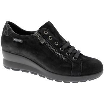 Skor Dam Sneakers Mephisto MEPHPRIMAne nero
