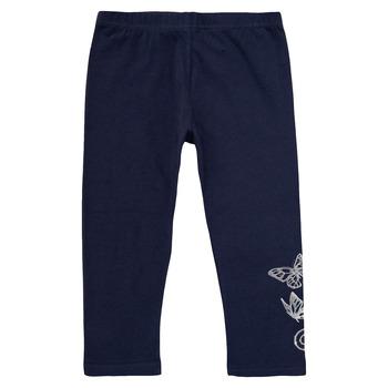 textil Flickor Leggings Desigual PLATON Marin
