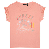 textil Flickor T-shirts Ikks POLIAK Orange