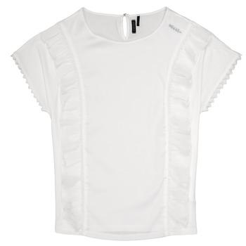 textil Flickor Blusar Ikks CHLOE Vit
