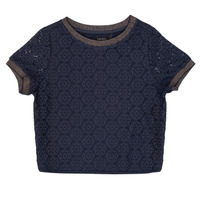 textil Flickor Blusar Ikks ASTRID Marin