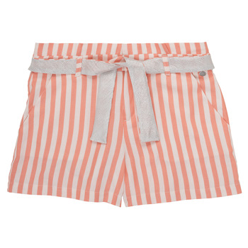 textil Flickor Shorts / Bermudas Ikks BADISSIO Orange