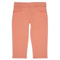 textil Flickor 5-ficksbyxor Ikks CARLOTTA Orange