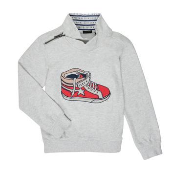 textil Pojkar Sweatshirts Ikks VIVIANE Beige