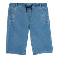 textil Pojkar Shorts / Bermudas Ikks PAGALI Blå
