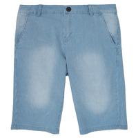 textil Pojkar Shorts / Bermudas Ikks NOCTALIE Blå