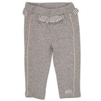 textil Flickor Leggings Ikks PATRICE Grå