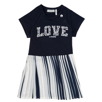 textil Flickor Korta klänningar Ikks POELA Marin