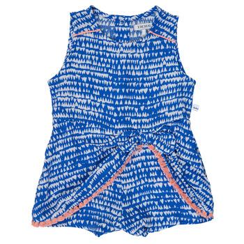 textil Flickor Uniform Ikks BEO Blå
