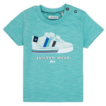 textil Pojkar T-shirts Ikks MARIA Turkos