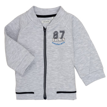 textil Pojkar Sweatshirts Ikks NINA Grå